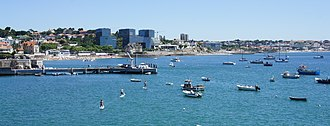Cascais - View of Cascais Bay