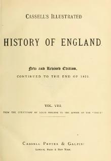 Cassell's Illustrated History of England vol 8.djvu