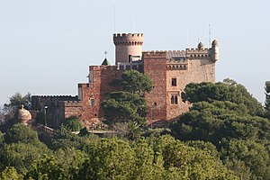 Castelldefels - Castle of Castelldefels