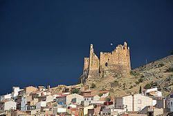Castillo de Jarque de Moncayo, Zaragoza, España.jpg