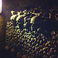 Catacombe, a place Denfert-Rochereau, Paris.jpg