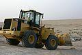 Caterpillar loaders in Iraq.JPEG