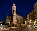 Cathedral of St Etienne at night - Toulouse, France - panoramio.jpg