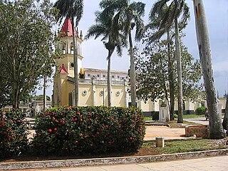 San José de las Lajas Municipality in Mayabeque, Cuba