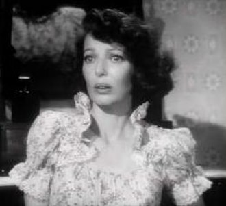 Loretta Young - From the trailer for Cause for Alarm! (1951)
