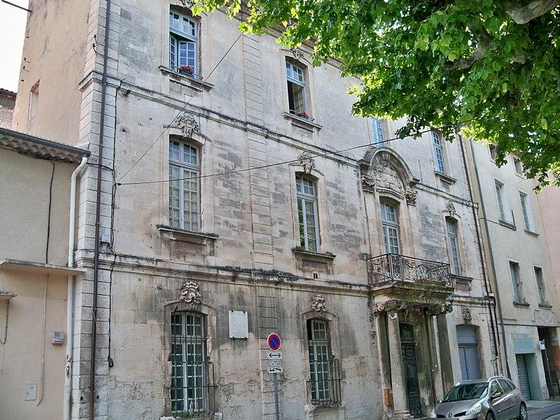 Hôtel d'Agarjardin, cheminée, décor intérieur