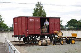 wagon couvert wikipédia
