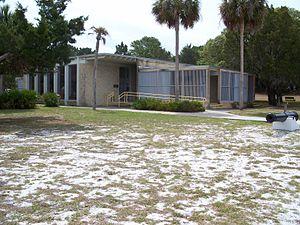 Cedar Key Museum State Park - Cedar Key State Museum building
