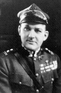 Cedric Fauntleroy Polish air force officer