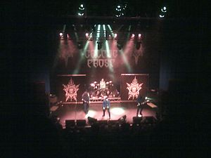 Celtic Frost - Celtic Frost performing in 2006.