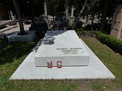 Geolocalización:Cementerio Civil de Madrid