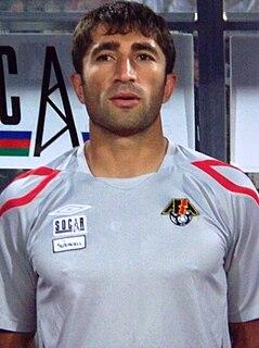 Jamshid Maharramov Azerbaijani footballer