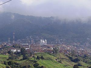 Yarumal - Image: Centro Yarumal