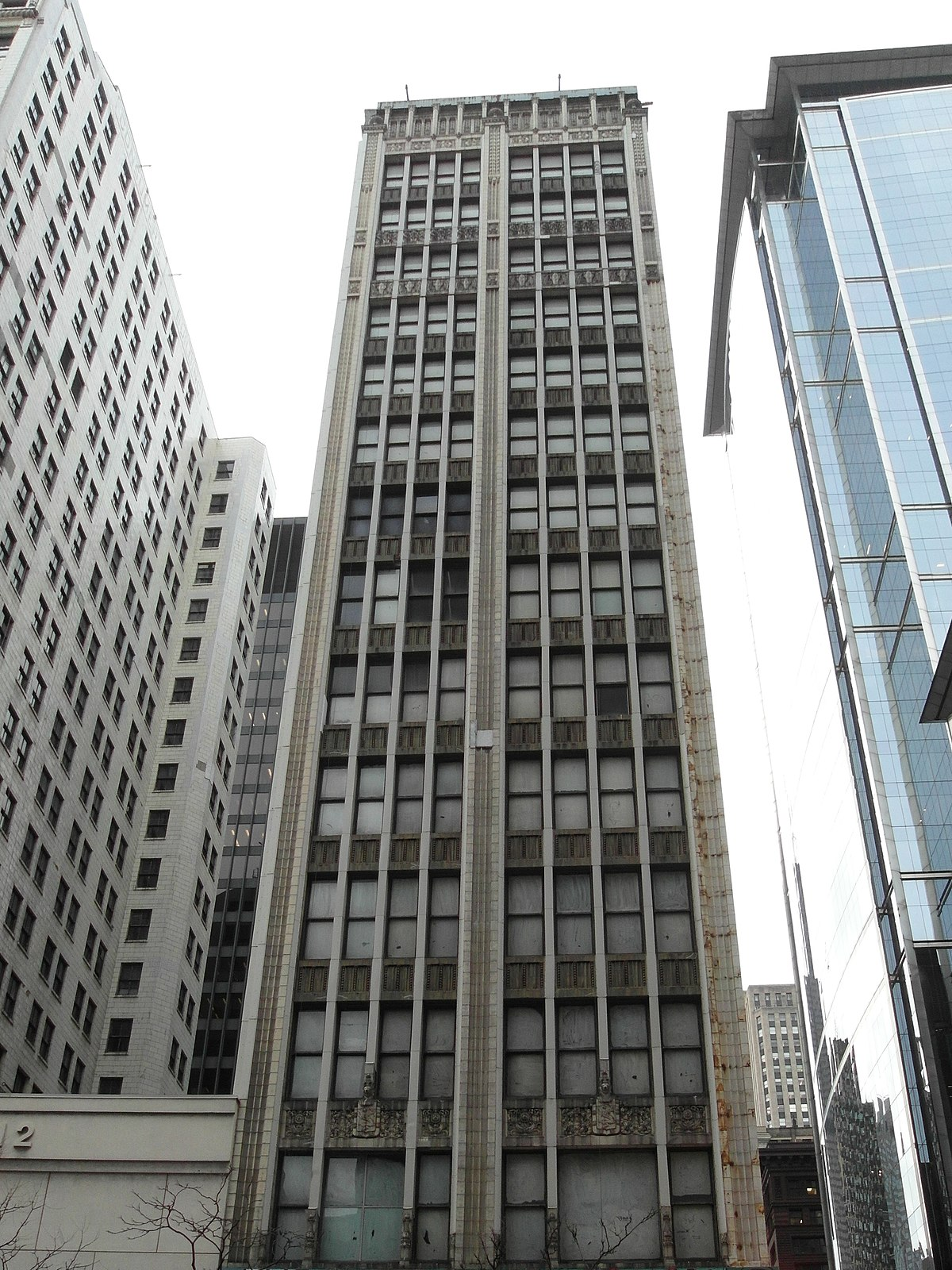 Century Building Chicago Wikipedia