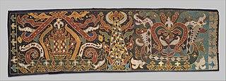 Ceremonial Banner (Palepai Maju)