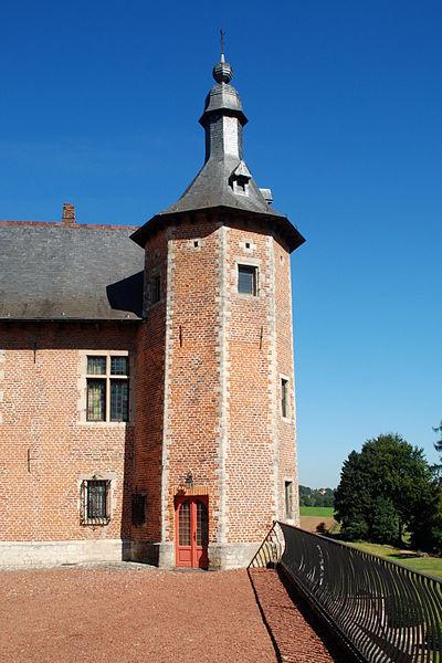 Belgique - Brabant wallon - Château de Rixensart