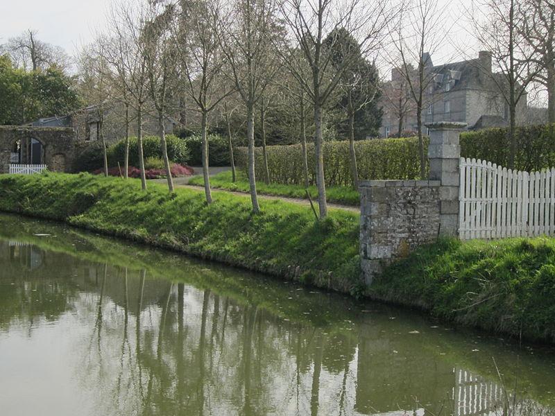 Nouveau château de Saint-Pierre-Langers, Manche