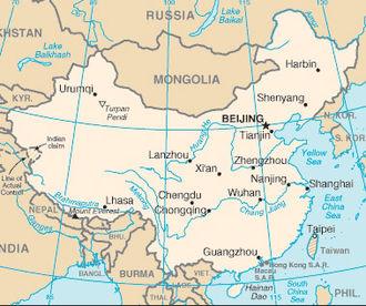 Tibetan och polis dodade i kina