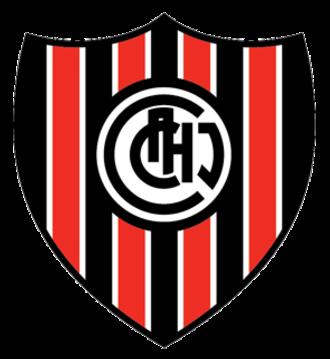 Chacarita Juniors - Image: Chacarita juniors logo
