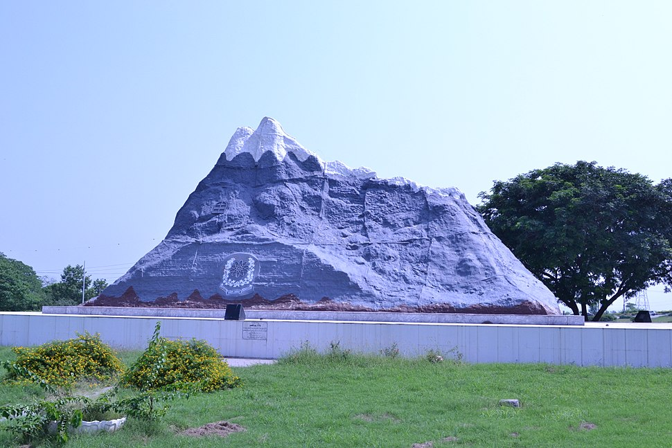 Chaghi Monument-2