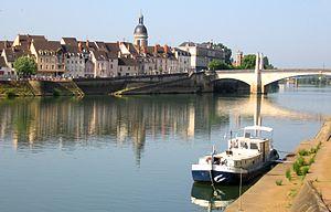 Chalon-sur-Saône - Image: Chalon sur Saône