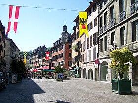 Rue De L H Ef Bf Bdtel De Ville Carquefou