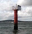 Channel Marker No.6, Belfast Lough - geograph.org.uk - 1445951.jpg