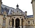 Chantilly Château de Chantilly Hof.jpg
