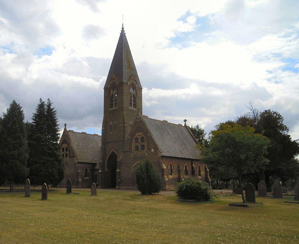 Chapel Biggleswade Cemetery