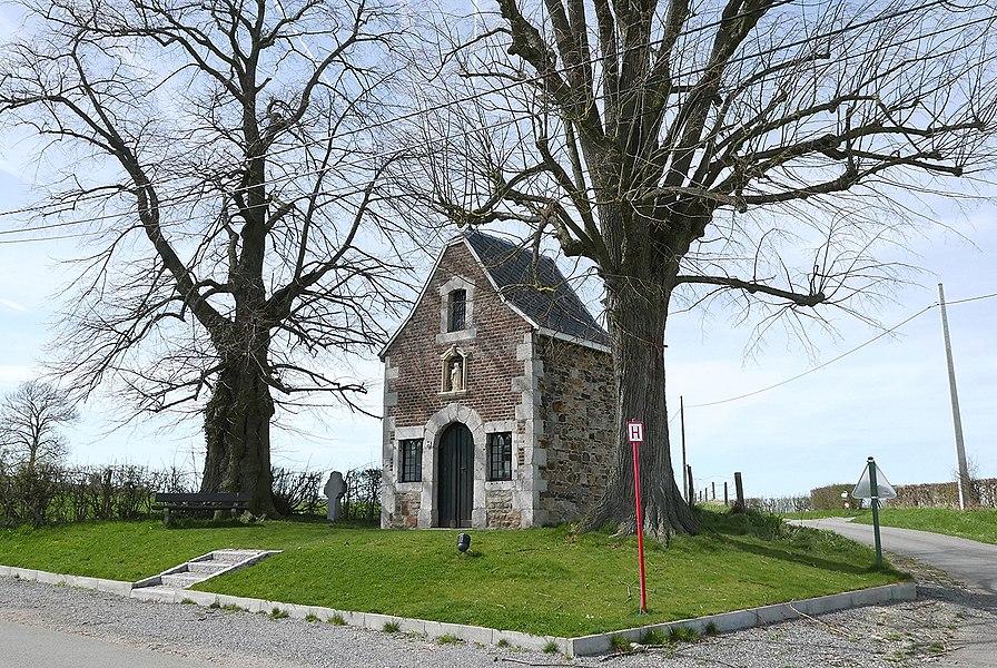 Chapelle Sainte-Odile (M) et ensemble formé par cet édifice et ses abords (S)