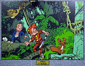 Image illustrative de l'article Spirou et Fantasio