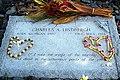 Charles A. Lindbergh Tombstone, October 5, 2006.jpg