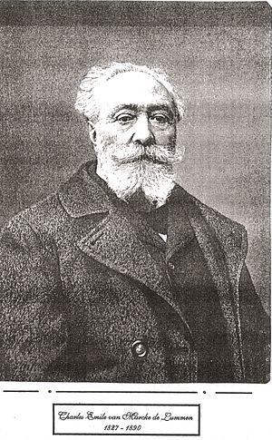 Émile van Marcke - Charles Émile van Marcke de Lummen