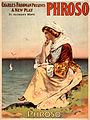 Charles Frohman presents Phroso, performance poster, 1898.jpg