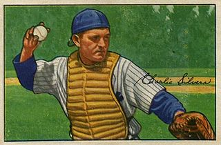 Charlie Silvera American baseball player and coach