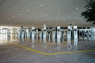 Stockholm Arlanda Airport - Check-In at Terminal 2