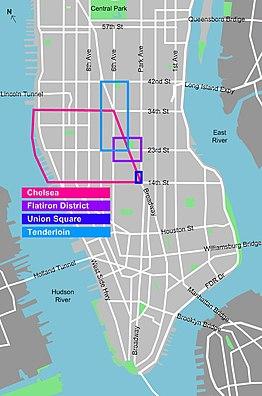 Chelsea Manhattan Wikipedia
