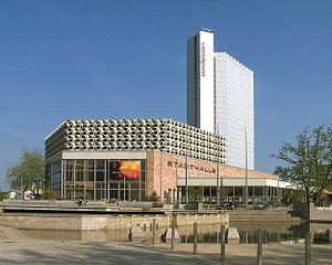 Theater Chemnitz - Stadthalle Chemnitz