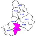 Cheongsong map-hyeondong.png