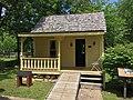 Cherokee Heritage Center - Samantha Bain Lucas House (2015-05-27 14.02.37 by Wesley Fryer).jpg