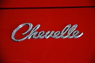 Super Sport (Chevrolet) - Image: Chevelle logo