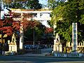 Chichibu-jinja, 1-no-torii.jpg