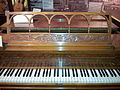 Chickering & Sons piano, Museum of Making Music.jpg