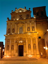 Chiesa Matrice, nel centro storico