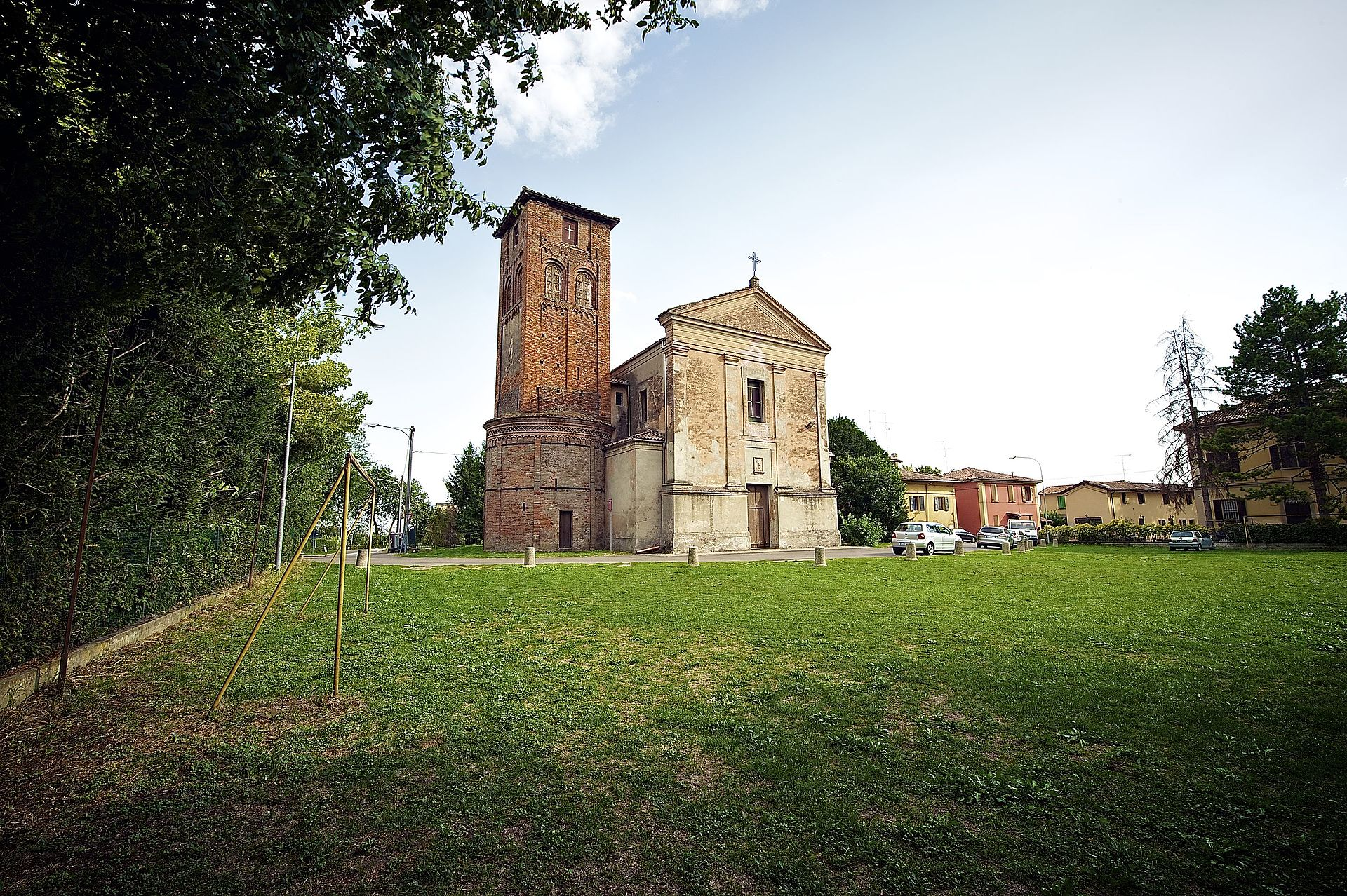 Sacerno - Chiesa di Sant'Elena