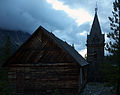 Chilkoot Trail Church in Bennett.jpg