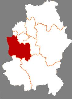 Yongji County, Jilin County in Jilin, Peoples Republic of China