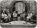 Chinesischer Photograph um 1875 - Chinesische Familie (1) (Zeno Fotografie).jpg