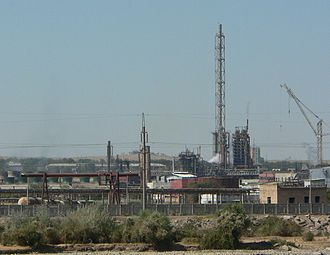 Chirchiq - Industrial Buildings