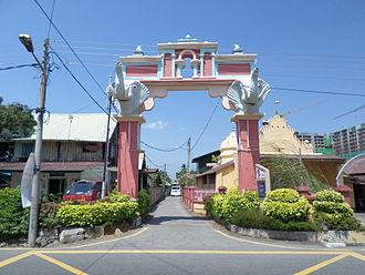 Chitty - Chitty Village in Melaka.